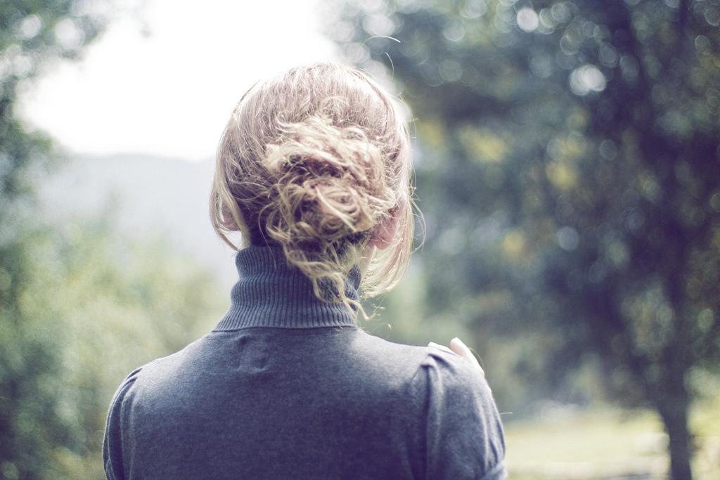 「白髪」「くせ毛」を気にする女性が最も多い